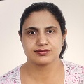 Richa Bombwal - Post Graduate in Applied Psychology, years of experience as a guidance counsellor,  Career counselling held in India as well as in Europe & US